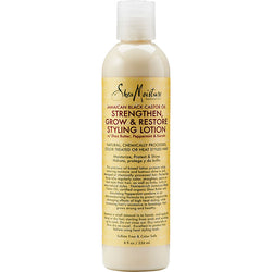 Shea Moisture Hair Care Shea Moisture: Jamaican Black Castor Oil Strengthen, Grow & Restore Styling Lotion 8oz