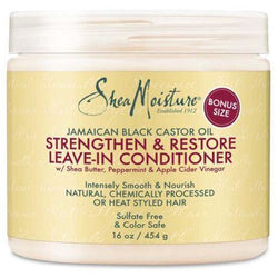 Shea Moisture Hair Care Shea Moisture: JBCO Leave-In Conditioner 11oz