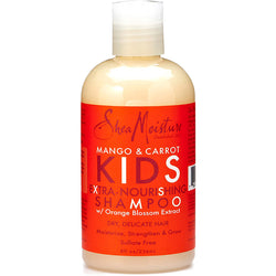 Shea Moisture Hair Care Shea Moisture: KIDS Mango & Carrot Kids Extra-Nourishing Shampoo 8oz
