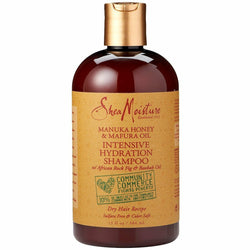 Shea Moisture Hair Care Shea Moisture: Manuka Honey & Mafura Oil Intensive Shampoo 13oz