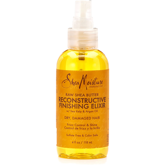 Shea Moisture Hair Care Shea Moisture: Reconstructive Finishing Elixir 4oz