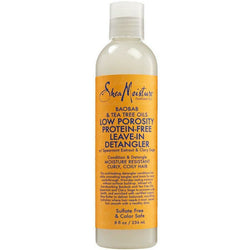 Shea Moisture Hair Care SheaMoisture: Low Porosity Baobab and Tea Tree Oils Protein-Free Leave-in Detangler 8oz