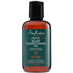 Shea Moisture Natural Skin Care SHEA MOISTURE: Maracujua & Shea Oils Beard Conditioning Oil 3.2oz