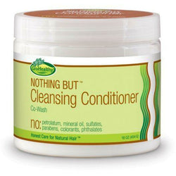 Sof N' Free Hair Care GroHealthy: Nothing But Cleansing Conditioner