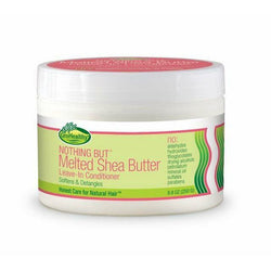 Sof N' Free Hair Care GroHealthy: Nothing But Melted Shea Butter Leave-In
