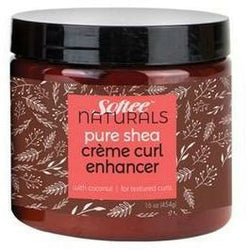 Softee Hair Care Softee Naturals: Pure Shea Creme Curl Enhancer