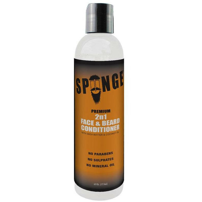 Spunge Hair Care Spunge: 2 in 1 Face & Beard Conditioner 6oz