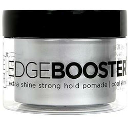 STYLE FACTOR Gels Cool Shine Style Factor: Extra Shine Strong Hold Pomade 3.38oz