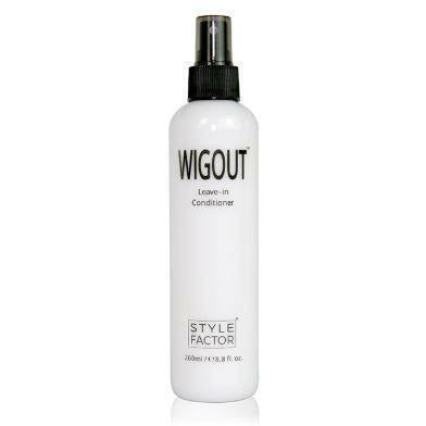 STYLE FACTOR Styling Product WIGOUT: Leave In Conditioner 8.8 oz