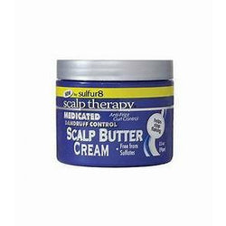 Sulfur8 Scalp Care Sulfur8: Medicated Scalp Butter Cream