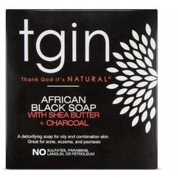TGIN Bath & Body TGIN: AFRICAN BLACK SOAP