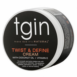 TGIN Styling Product TGIN : BUTTER TWIST AND DEFINE CREAM FOR NATURAL HAIR 12oz