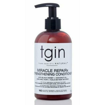 TGIN Styling Product TGIN : MIRACLE REPAIR X STRENGTHENING CONDITIONER 12oz
