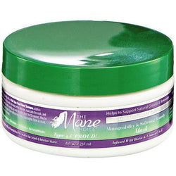 The Mane Choice Hair Care THE MANE CHOICE: Manageability & Softening Remedy Mask 8oz