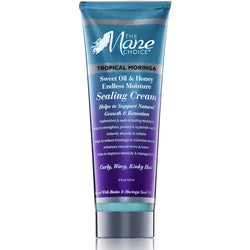 The Mane Choice Hair Care The Mane Choice: Tropical Moringa Sweet Oil & Honey Endless Moisture Sealing Cream 8oz