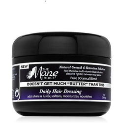 "The Mane Choice Styling Product Mane Choice: Doesn't Get Much 'BUTTER"" Than This 8oz"
