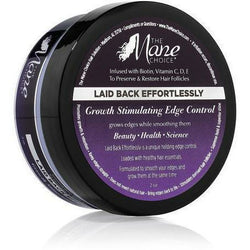 The Mane Choice Styling Product THE MANE CHOICE: LAID BACK EFFORTLESSLY - Growth Stimulating Edge Control 2oz