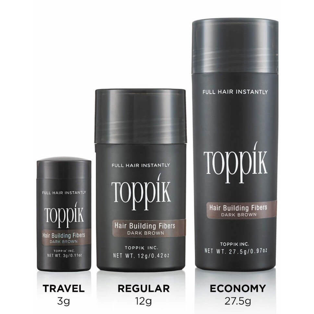 Toppik Black TOPPIK: Hair Building Fibers .42oz