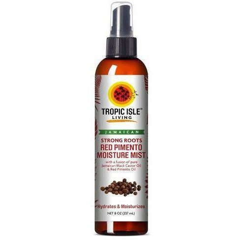 Tropic Isle Hair Care TROPIC ISLE: Strong Roots Red Pimento Moisture Mist 8oz
