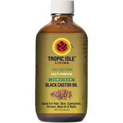 Tropic Isle Styling Product TROPIC ISLE: The Original Jamaican Black Castor Oil 4oz