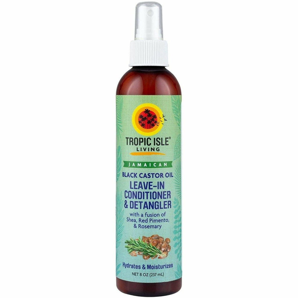 Tropic Isle TROPIC ISLE: Jamaican Black Castor Oil Leave-in Conditioner & Detangler 8oz