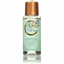 U R Curly Hair Oils U R Curly: Sili-Free Hair Serum 4.5oz