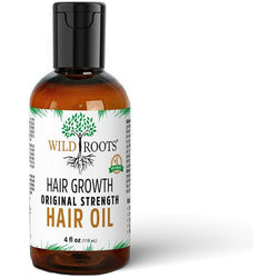 UB Brand Hair Care Wild Roots: Hair Growth Oil 4oz