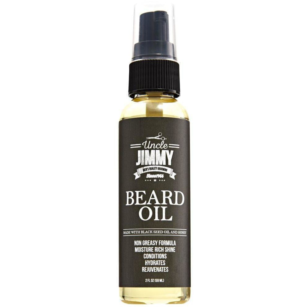 Uncle Jimmy Bath & Body Uncle Jimmy Beard Oil 2oz