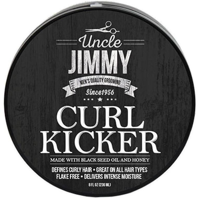 Uncle Jimmy Hair Care Uncle Jimmy Curl Kicker 8oz