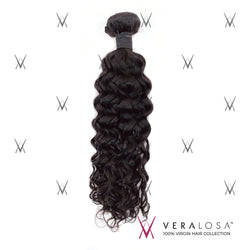 "Vera Losa™ Virgin Human Hair 12"" / Natural Color Vera Losa™ 8A Losa Curl - 100% Brazilian Virgin Hair"