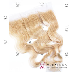 "Vera Losa™ Virgin Human Hair 14"" / #613 Vera Losa™ Pre-Bleached 13x4 Lace Frontal - Body Wave #613"