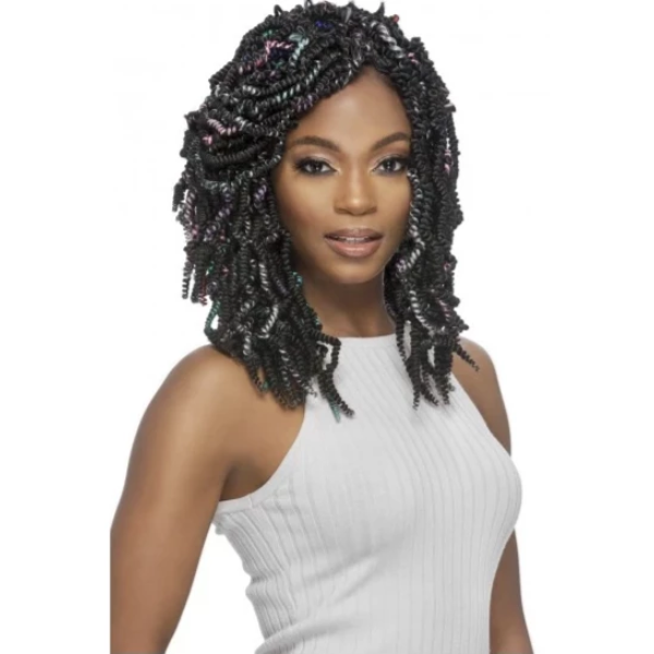Vivica Fox Crochet Hair VIVICA FOX PASSION TWIST BRAID 14""