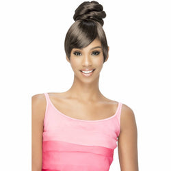 Vivica Fox Drawstring Ponytails Vivica Fox: Bang N Bun - Sheena
