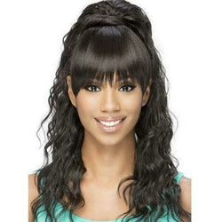 Vivica Fox Hair Collection Drawstring Ponytails Vivica's Bang n' Pony BP:Kennedei