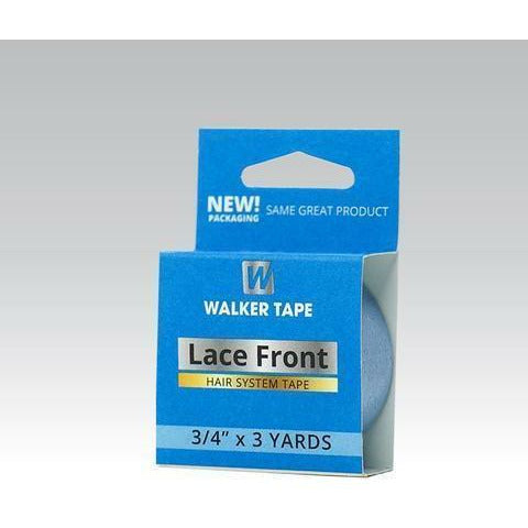 "Walker Tape Lace Tapes Walker Tape: Lace Front Support Tape Rolls - 3/4"" x 3yds (108"") Tape Roll (Level3)"
