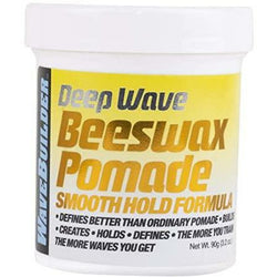 WaveBuilder hair care Wavebuilder: Deep Wave Beeswax Pomade
