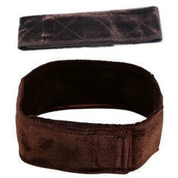 Wigo Hair Accessories Brown Wigo Collection Anti-Slip Velvet Wig Grip Band