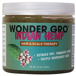 Wonder Gro Styling Product Wonder Gro: Indian Hemp Hair & Scalp Therapy