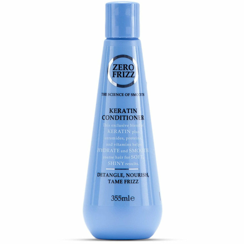 Zero Frizz Hair Care Zero Frizz: Keratin Conditioner 335ml