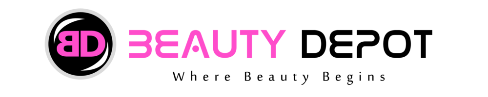 Beauty Depot O-Store logo