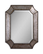 Uttermost Elliot Distressed Aluminum Mirror