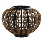 Uttermost Aren Rope Woven Sculpture