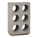 Uttermost Kye Concrete Wine Holder