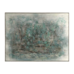 Uttermost Ice Storm Abstract Art