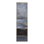 Uttermost Winter Sea Scape Abstract Art