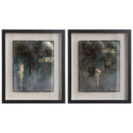 Uttermost Rustic Patina Framed Prints, Set/2
