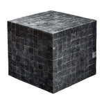Uttermost Ayasha Charcoal Accent Table