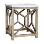 Uttermost Catali Stone End Table