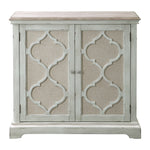 Uttermost Sophie Sea Grey 2 Door Cabinet