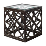 Uttermost Janeva Ash Accent Table